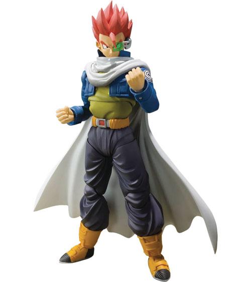 Dragon Ball Xenoverse Time Patroler XV Version Action Figure