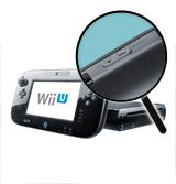 Nintendo Wii U Repairs: Gamepad Top Charging Port Replacement Service