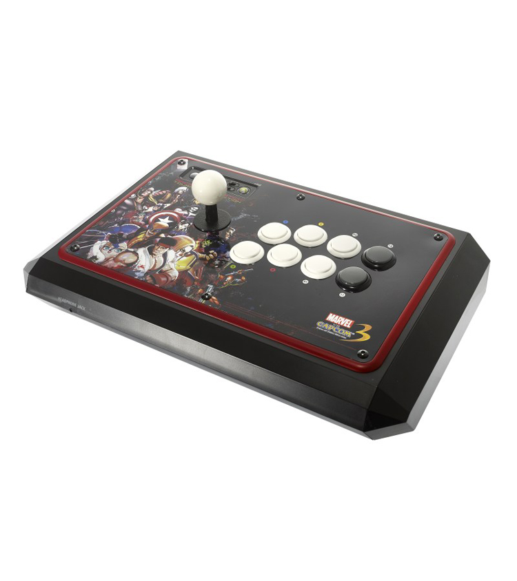 Xbox 360 Marvel Vs Capcom 3 Fate of Two Worlds Arcade Fightstick Tournament Edition