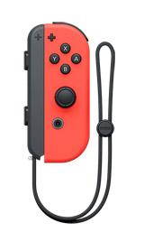 Nintendo Switch Right Neon Red Joy-Con Controller