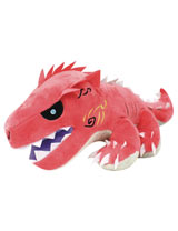 Monster Hunter World: Odogaron Plush