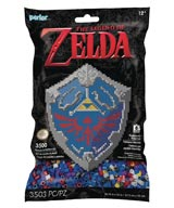 Legend of Zelda: Hylian Shield Pattern Bag Kit