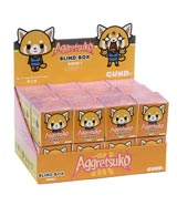Aggretsuko Mini Plushes BMB