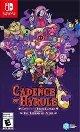 Cadence of Hyrule: Crypt of the NecroDancer Featuring The Legend of Zelda