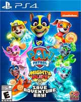 PAW Patrol Mighty Pups: Save Adventure Bay!