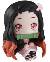 Demon Slayer Look Up Series Nezuko Kamado PVC Figure
