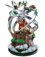 Avatar The Last Airbender Aang Q-Fig Max Elite Diorama