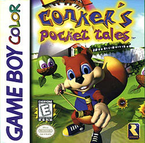 Conker's Pocket Tales