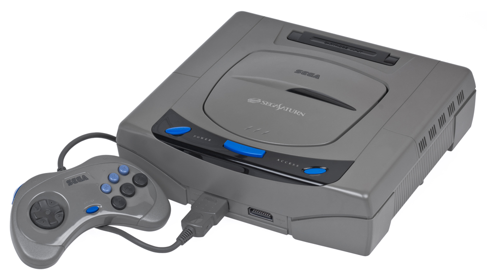 Sega Saturn Gray System