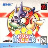 Crush Roller NeoGeo Pocket Color