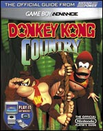 Donkey Kong Country Official Player's Guide / Game Boy Advance Version