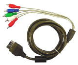 Xbox Component Audio Video Cable
