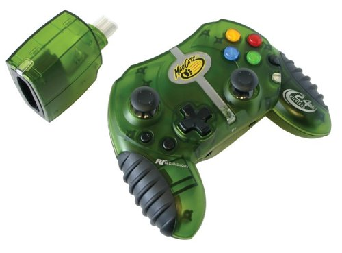 Xbox Lynx 2.4 GHZ Wireless Controller by MadCatz