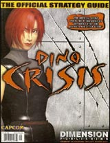 Dino Crisis The Official Strategy Guide