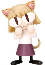 Tsukihime: Arcueid Brunestud (Neko Version) PVC Figure