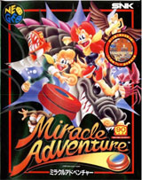 Miracle Adventure Neo Geo AES