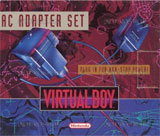 Virtual Boy AC Adapter Set