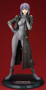 Ghost in the Shell SAC Solid State Society: Motoko Kusanagi 1/8 Scale PVC Figure