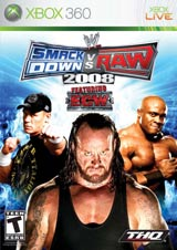 WWE: Smackdown Vs Raw 2008