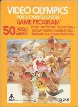 Video Olympics (Atari)