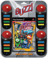 Buzz! Jr. Robo Jam Bundle