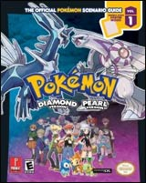 Pokemon Diamond & Pearl Version Official Pokemon Scenario Guide Vol 1
