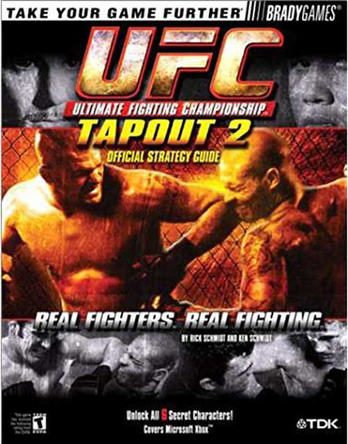 Ultimate Fighting Championship: Tapout 2 Official Strategy Guide Book