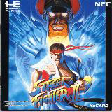 Street Fighter II Champion Edition PC Engine