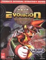 Evolution The Worlds of Sacred Device Official Strategy Guide