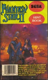 Phantasy Star II Hint Book