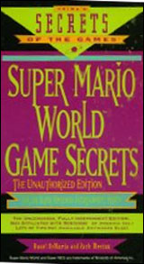 Super Mario World Game Secrets by Prima