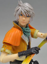 Final Fantasy XIII Play Arts Kai V2 Hope Estheim Action Figure
