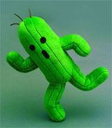 Final Fantasy Cactuar Plush
