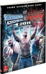 WWE Smackdown Vs. Raw 2011 Guide