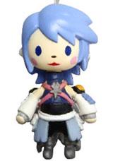 Kingdom Hearts Aqua Mascot Strap