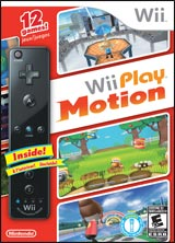 Wii Play: Motion w/ Black Wii Remote Plus