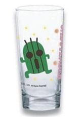 Final Fantasy Mascot Clear Plastic Cup Cactuar