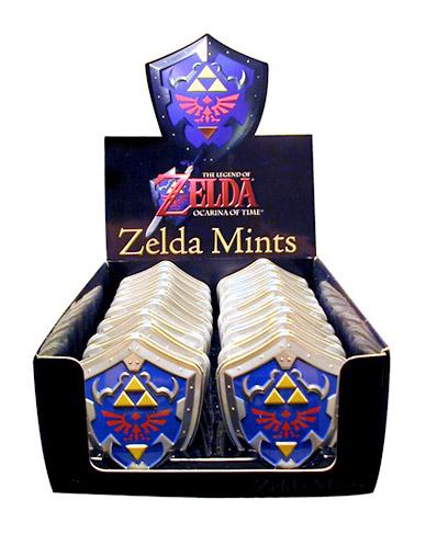 Legend of Zelda Hylian Shield Mints