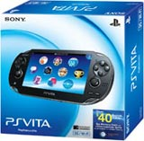 PlayStation Vita System with Wi-fi & 3G Launch Bundle