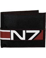 Mass Effect 3 N7 Bi-Fold Wallet