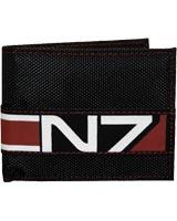 Mass Effect 3 N7 Bi-Fold Wallet