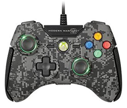 Xbox 360 Call of Duty Modern Warfare 2 Wired Combat Controller Camo
