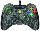 Xbox 360 Call of Duty Modern Warfare 2 Wired Combat Controller Camo