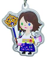 Final Fantasy Brigade Keychain Yuna