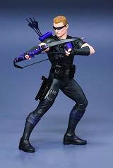 Marvel NOW! Comics Avengers Hawkeye ARTFX+ 7