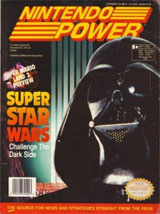 Nintendo power Volume 42 Super Star Wars