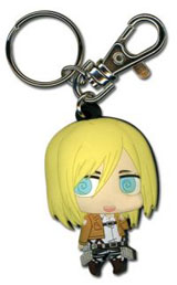 Attack on Titan: SD Christa PVC Keychain