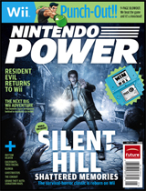 Nintendo Power Volume 241 Silent Hill Shattered Memories