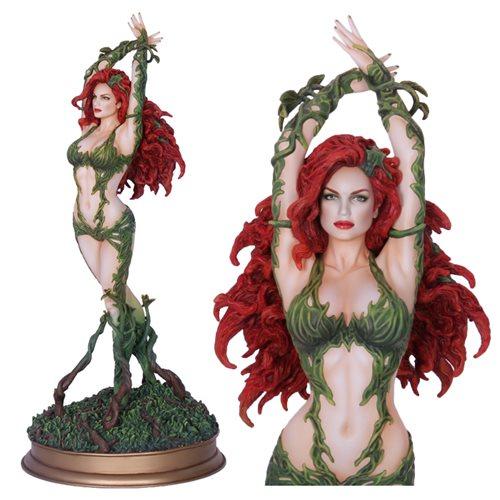Fantasy Figure Gallary DC Comics Poison Ivy 10 Inch Statue