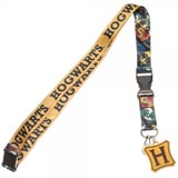 Harry Potter Hogwarts Lanyard With Charm
